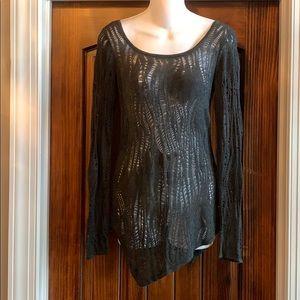 Express Brand Women's Gray  Sweater Size Small